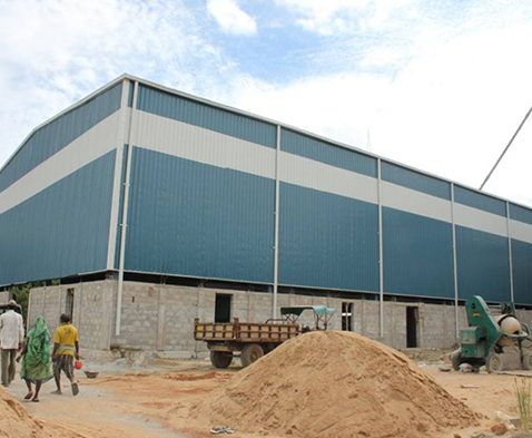 pre engineered buildings in hyderabad