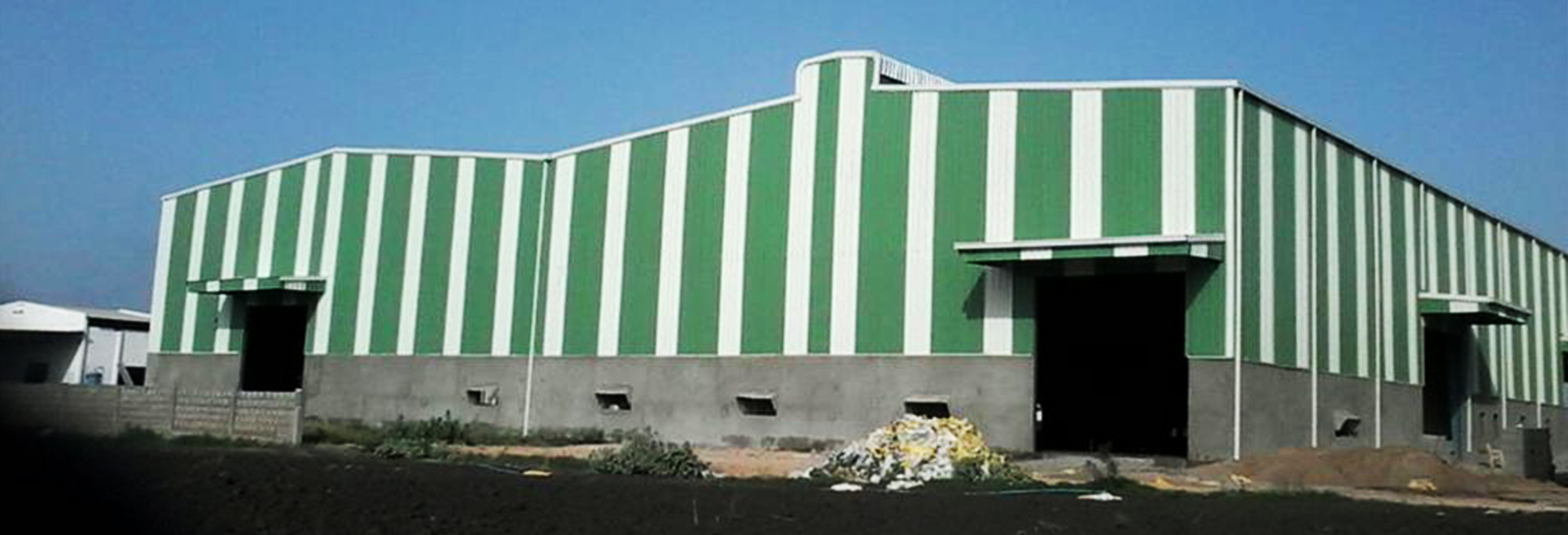 colour coated sheets in hyderabad : Pre Engineered Buildings
